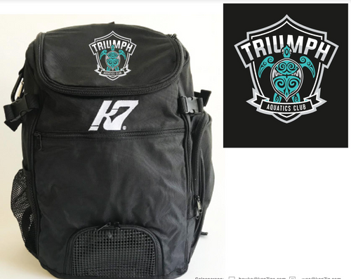 Triumph Backpack with Name
