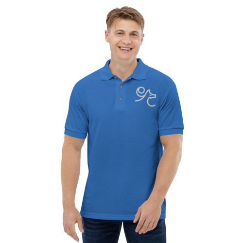 New Haven Embroidered Polo Shirt