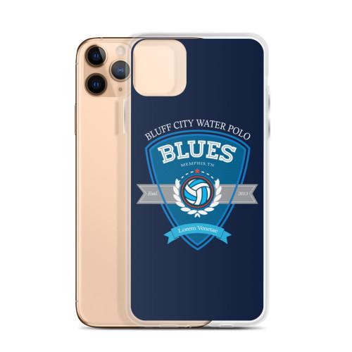 Bluff City iPhone Case