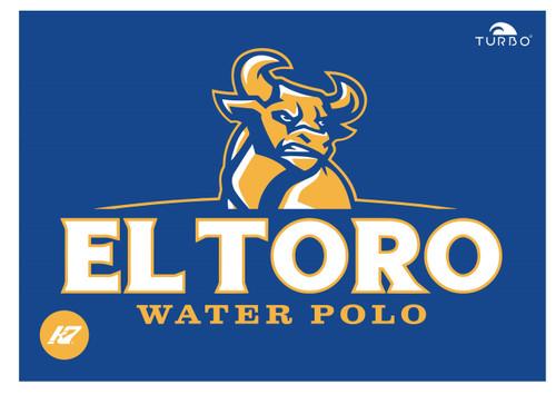 El Toro High School Water Polo Towel