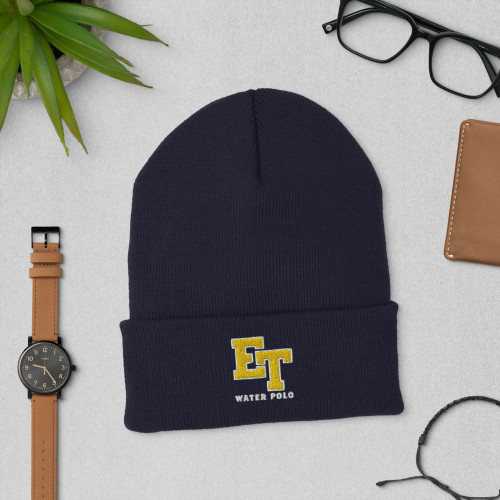 El Toro High School Water Polo Cuffed Beanie