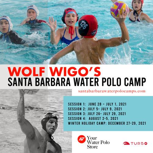 Wolf Wigo's Santa Barbara Water Polo Camps