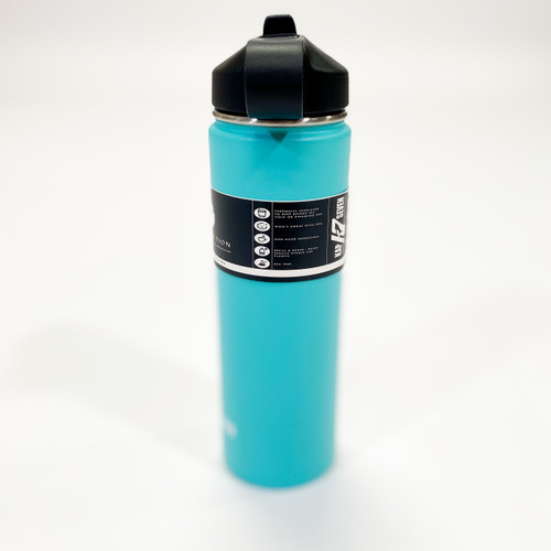 K7 22 Ounce Triple Insulated Water Bottle- Teal