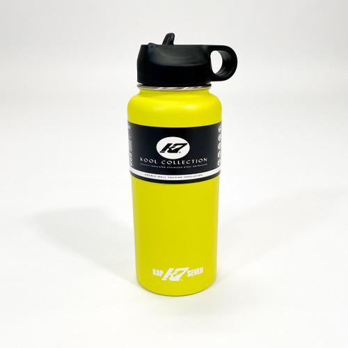 K7 30oz Stainless Steel Sports Drink Bottle-Yellow