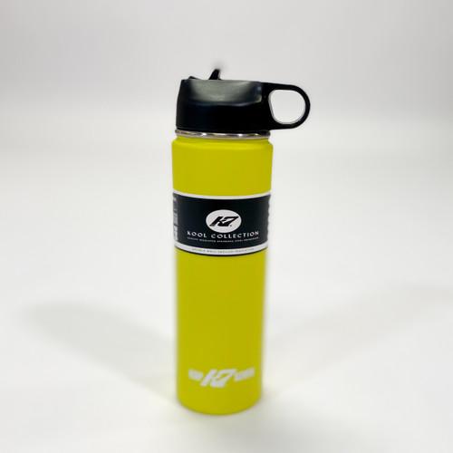 K7 22oz Stainless Steel Sports Drink Bottle-Yellow