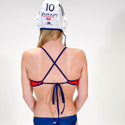 Kaleigh Gilchrist Special Edition Fan Suit - Knottie Bikini Top