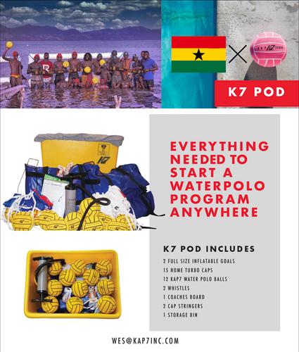 Ghana Splashball POD