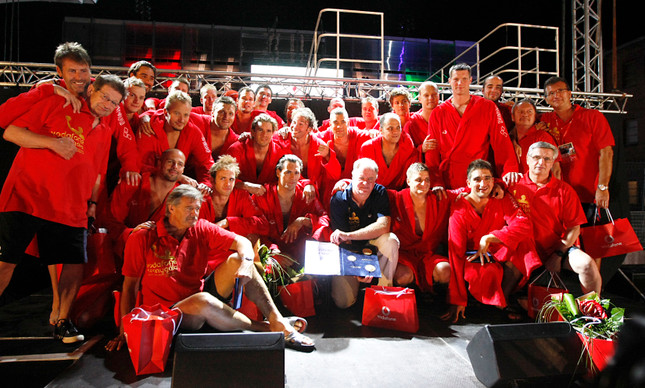 Hungarian Water Polo Federation and KAP7