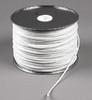 "Diamond Braid Polyester Cord, 1/8"", 500 ft reel"