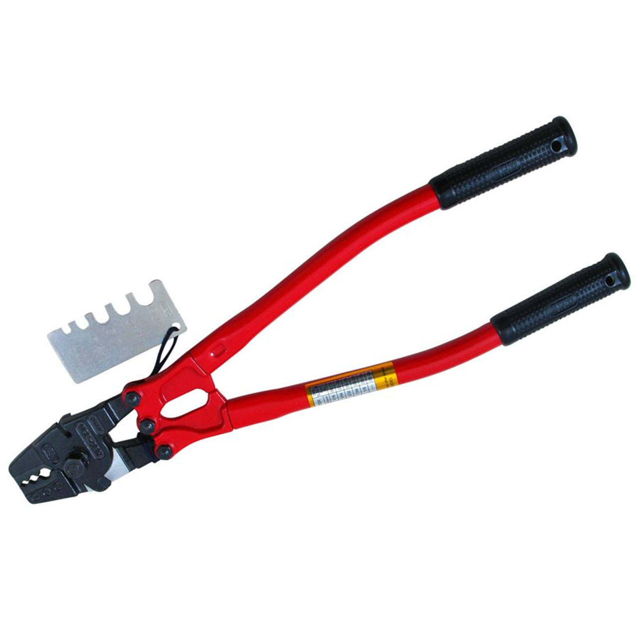 """24/"""" Hand Swager Cable Wire Rope Cutter Swage 1//16/"""" 3//32/"""" 1//8/"""" 5//32/"""" 3//16/"""" Sleeve"""