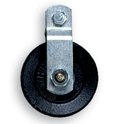"""4 1/2"""" Wire Rope Pulley with Needle Bearing"""
