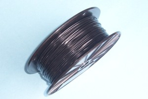 "BLACK Vinyl Coated Cable, 3/64"" - 1/16"", 7x7, 1000 ft Reel"