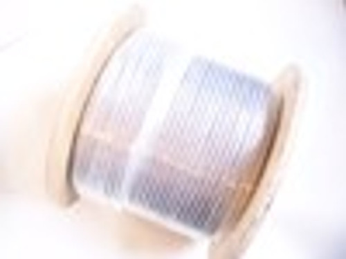 "Galvanized Cable 1/4"", 7x19, 500 ft reel (PICK UP ONLY)"