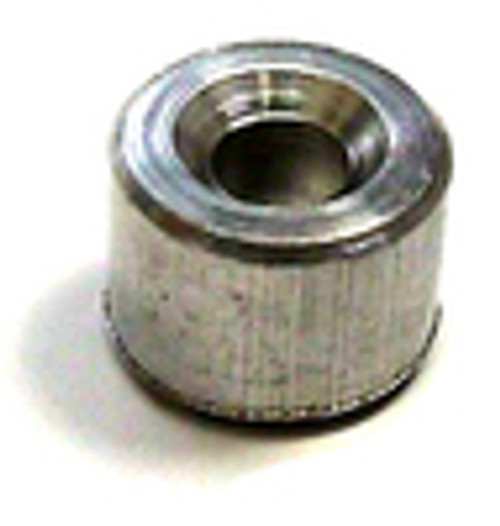 "Aluminum Stops for Wire Rope, 3/32"", 1000 pieces"