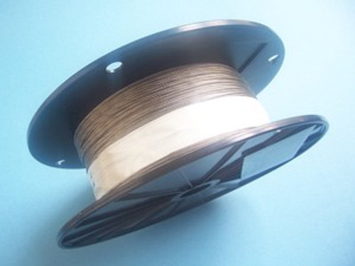 """304 Stainless Steel Wire Rope, 5/64"""", 500 ft"""