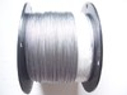 "Galvanized Cable 1/16"", 7x7, 2500 ft reel"