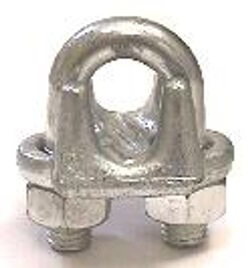 Drop Forged Wire Rope Clip 1/4""