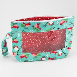 Daisy Girl, Small Project Bag