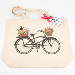 Montgomery Street Designs, Totes at  The Loopy Ewe