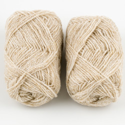Jamieson & Smith, 2ply Jumper Weight // 202 at  The Loopy Ewe