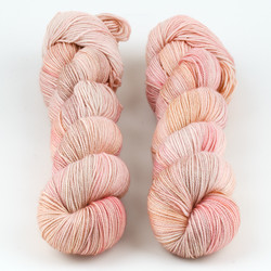 Loopy Legends - Smooshy with Cashmere // Amy's Spring Flower at  The Loopy Ewe