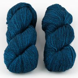 Malabrigo, Dos Tierras // Azul Profundo at  The Loopy Ewe