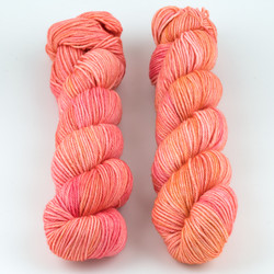 Monthly Exclusive Colorway // The Color of Hope - City at  The Loopy Ewe