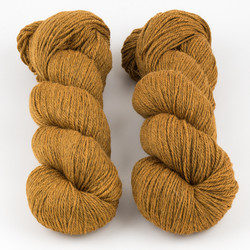 Walcot Yarns, Opus // Goldenrod at  The Loopy Ewe