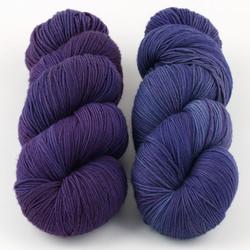 Wollmeise, Nobody is Perfect: DK // Purple Velvet
