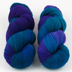 Wollmeise, Nobody is Perfect: DK // Tosca