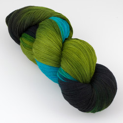 Wollmeise, Lace // Franz at  The Loopy Ewe