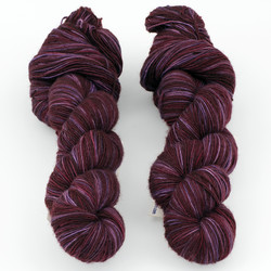 Malabrigo, Lace // Velvet Grapes A (204) at  The Loopy Ewe