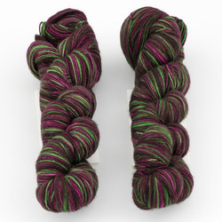 Malabrigo, Lace // Sapphire Magenta (239) at  The Loopy Ewe
