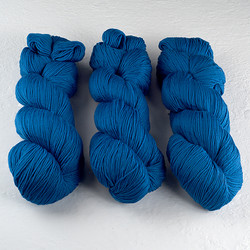 Cascade, Heritage Sock - Solids // 5615 Royal at  The Loopy Ewe