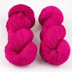 Malabrigo, Sock // Fucsia (093) at  The Loopy Ewe
