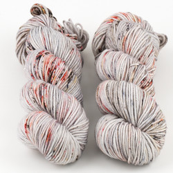 Madelinetosh, Tosh Vintage // Peppercorn at  The Loopy Ewe