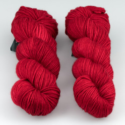 Madelinetosh, Tosh Vintage // Blood Runs Cold at  The Loopy Ewe