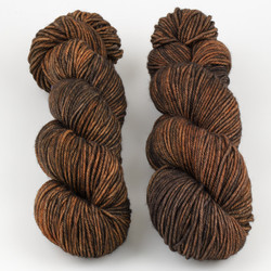 Madelinetosh, Tosh Vintage // Coffee Grounds at  The Loopy Ewe