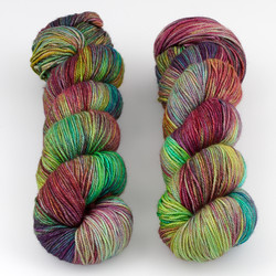 Dream in Color, Smooshy with Cashmere // Mod Squad at  The Loopy Ewe