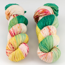 Dream in Color, Smooshy with Cashmere // Hear It Hawaii at  The Loopy Ewe