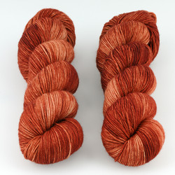 Dream in Color, Smooshy with Cashmere // Cinnamon Girl at  The Loopy Ewe