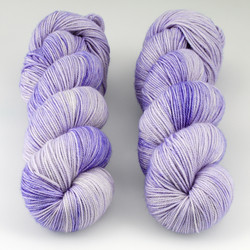 Dream in Color, Smooshy with Cashmere // Penchant at  The Loopy Ewe