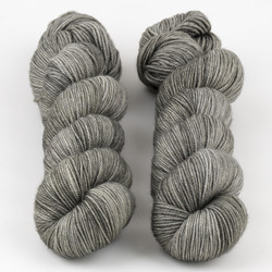 Dream in Color, Smooshy with Cashmere // Worn Nickel at  The Loopy Ewe