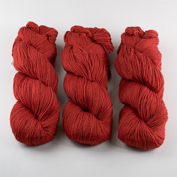 Cascade, Heritage - Silk // 5642 Blood Orange