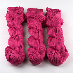 Cascade, Ultra Pima // 3702 Pink Sapphire at  The Loopy Ewe