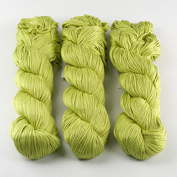 Cascade, Ultra Pima // 3746 Chartreuse at  The Loopy Ewe