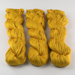 Cascade, Ultra Pima // 3747 Gold at  The Loopy Ewe
