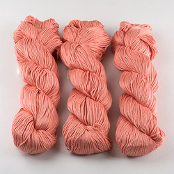 Cascade, Ultra Pima // 3752 Coral at  The Loopy Ewe