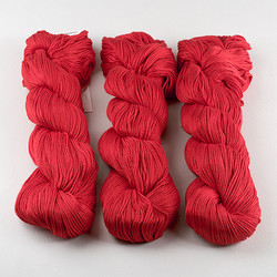 Cascade, Ultra Pima // 3755 Lipstick Red at  The Loopy Ewe