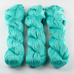 Cascade, Ultra Pima // 3775 Cool Mint at  The Loopy Ewe